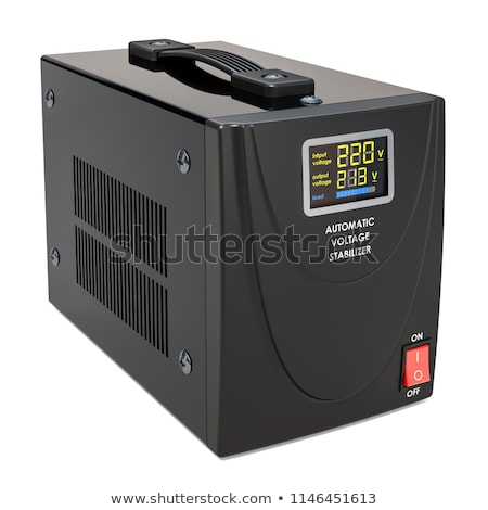 Stock photo: Voltage Regulator
