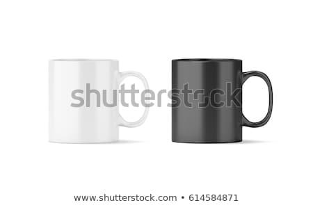 コーヒー マグ コーヒーマグ ドリンク 色 ストックフォト © CarpathianPrince