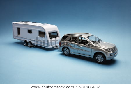 Toy caravan Stock photo © photography33