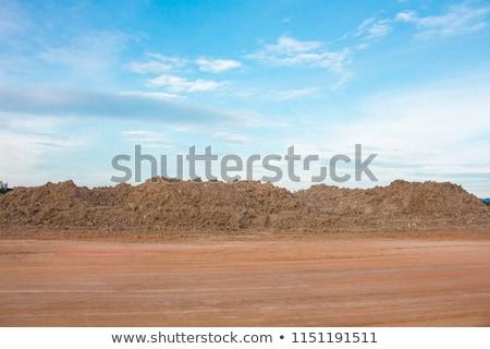 quarry site Stock photo © sirylok