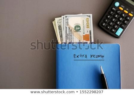 Time to Make Money Stock photo © JohanH