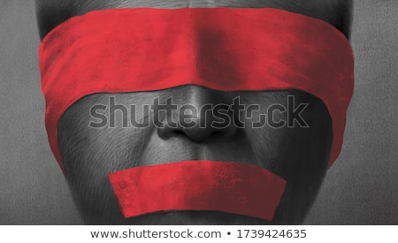 censored stock photo © ssuaphoto