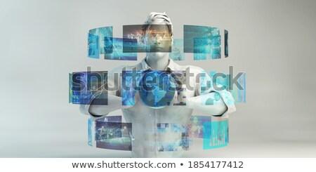 印刷機 · 詳細 · マニュアル · 電源 · 鋼 · スレッド - ストックフォト © kbuntu