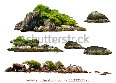 parede · grande · pedras · textura · construção · natureza - foto stock © pedrosala