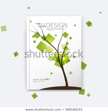 Abstract extraordinary floral design. Vector illustration. stock photo © prokhorov