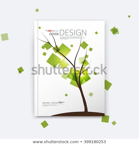 Soyut olağanüstü dizayn çiçek arka plan Stok fotoğraf © prokhorov