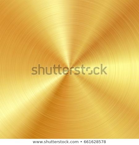 Altın doku parlak altın Metal plaka Stok fotoğraf © ArenaCreative