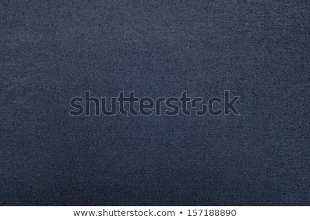 Coton tissu texture sombre bleu élevé Photo stock © eldadcarin
