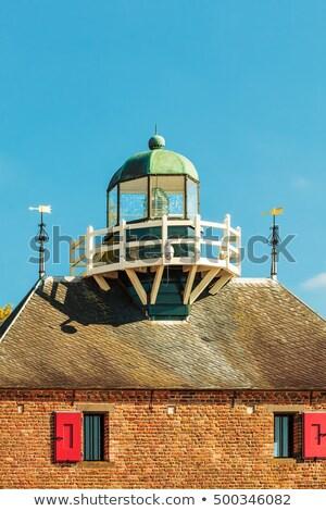 defense gate Harderwijk Stock photo © compuinfoto