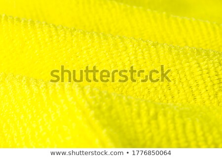 Yellow Microfiber. Seamless Texture. Stock photo © tashatuvango