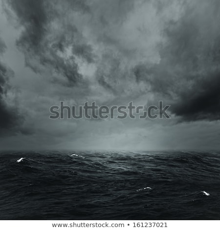 Stormy ocean. Abstract natural backgrounds for your design Stock photo © tolokonov