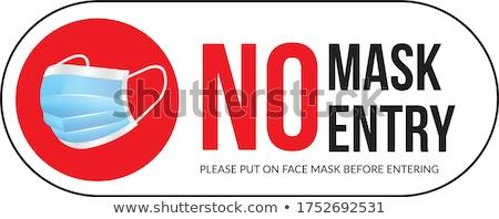 No! Stock photo © burakowski