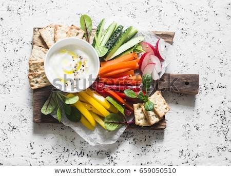 растительное смесь овощей желе продовольствие Сток-фото © Makse