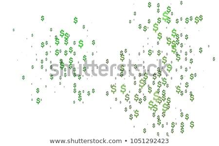 dolar · işareti · kavramlar · para · iş · yatırım · arka · plan - stok fotoğraf © elmiko