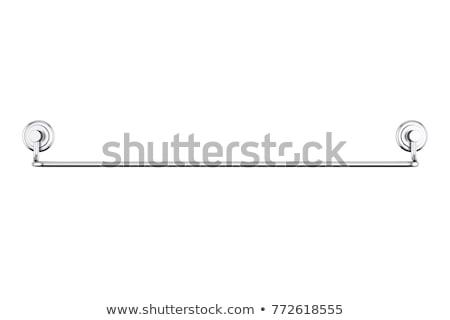 ハンガー 金属 白 市場 服 鋼 ストックフォト © ozaiachin