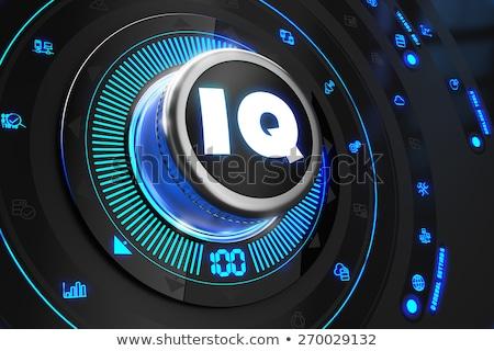 черный контроль утешить синий подсветка улучшение Сток-фото © tashatuvango
