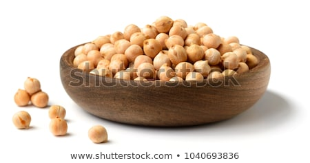 Dried chick peas Stock photo © sarahdoow