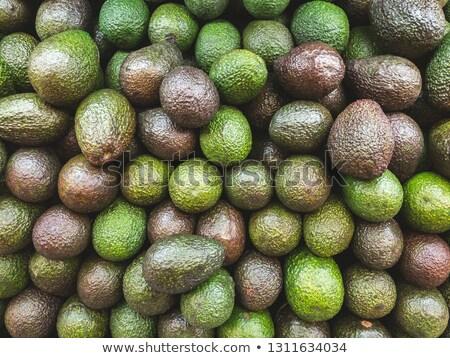 gıda · arka · plan · yeşil · yeme · taze · nesne - stok fotoğraf © elxeneize