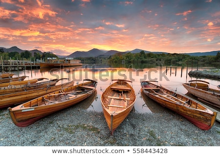 The picturesque lake District Stock photo © chris2766