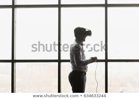 Adult Movie Is Displayed On Three Gadgets Stock photo © AndreyPopov
