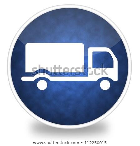 Orthographic van Stock photo © ambualang