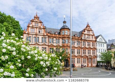 Gutenberg Museum in Mainz, Germany  Stock photo © meinzahn