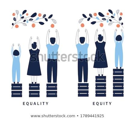 Illustration of Equalizer stock photo © tussik