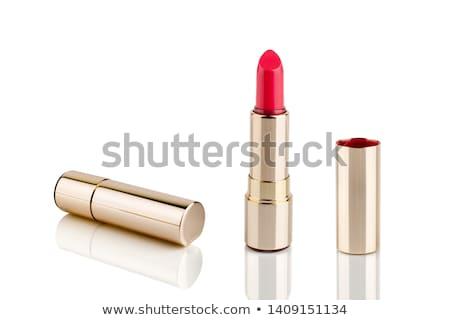 口紅 · 化粧 · 女性 · リップ · 香油 · ケア - ストックフォト © caimacanul