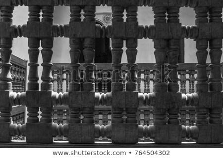 Tamplarie detalii textură lemn fundal Imagine de stoc © danielgilbey