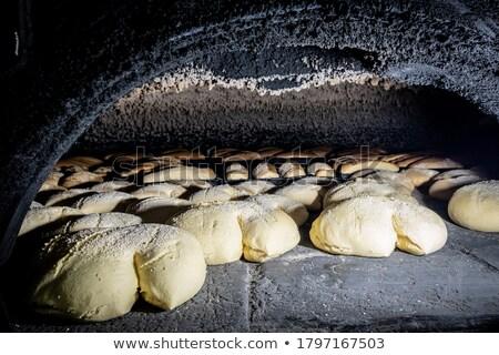 farina · tradizionale · pane · alimentare · sfondo · cena - foto d'archivio © dashapetrenko
