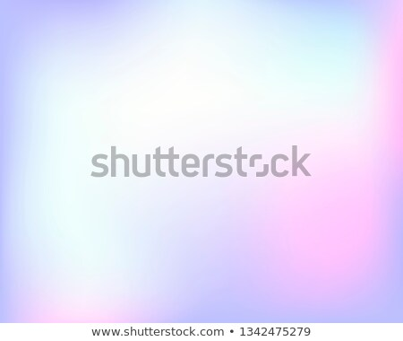 Abstract light blue violet bright blured gradient background. Vector llustration. Stock photo © ESSL