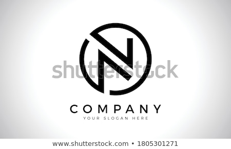 Letter N Stock photo © colematt