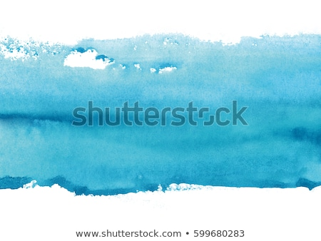 blue shade watercolor texture background Stock photo © SArts