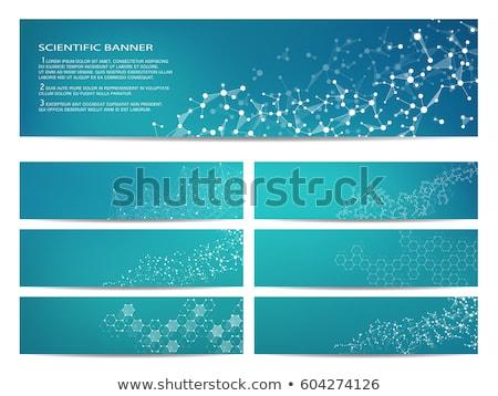 orvostudomány · egészségügy · ipar · absztrakt · orvosi · háttér - stock fotó © decorwithme