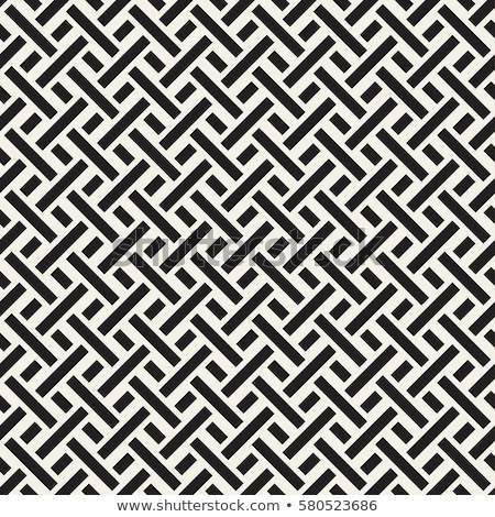 Trendy monocrom abstract geometric proiect vector Imagine de stoc © samolevsky