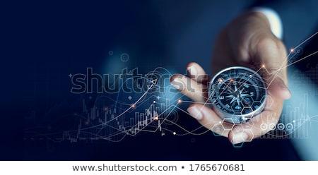 Navigation abstract Stock photo © RazvanPhotography
