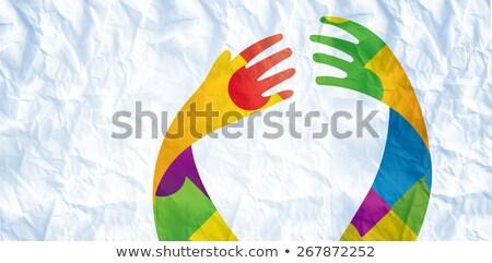 ribbon jigsaw puzzle stock photo © magann