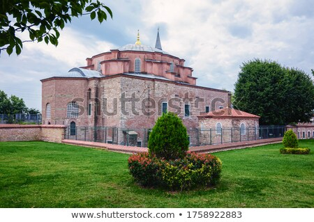 Little Hagia Sophia Stock photo © 5xinc