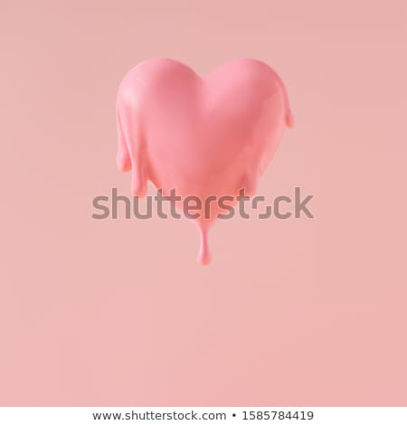 melting heart stock photo © filmstroem