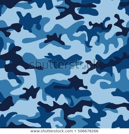 Militar azul Foto stock © lkeskinen