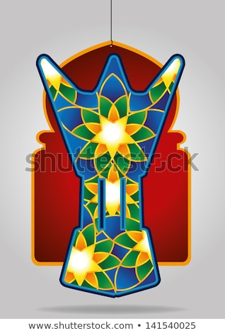 traditional incense burner in dubai Stock photo © travelphotography