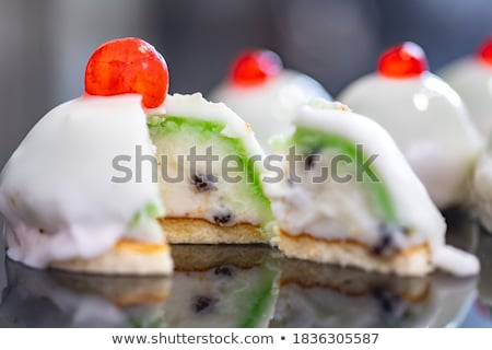 Sweet Pastry with Icing Stock photo © 2tun