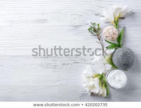 Freesia Flower Spa Treatment Stock photo © marilyna