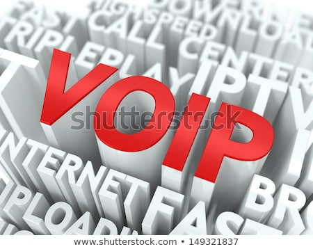 Broadband. The Wordcloud Concept. Stock photo © tashatuvango