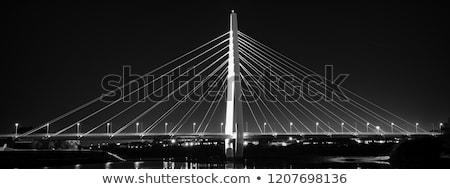 Spire on a Bridge Stock photo © rhamm