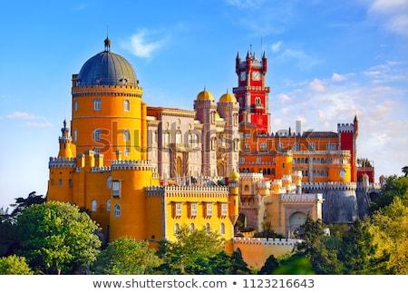 Portugal Castle Stock photo © iko