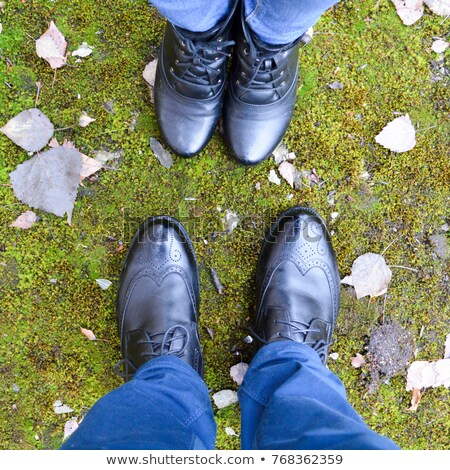 гнилой обувь красивой рок спорт природы Сток-фото © meinzahn
