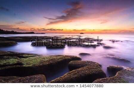 Sunset seascape  Stock photo © ottoduplessis