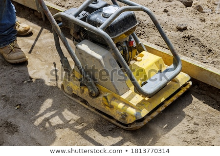 Compactor Stock photo © smuki