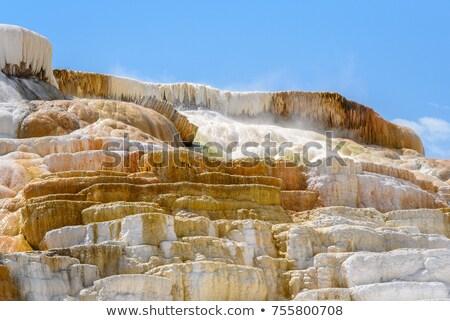 quente · ver · um · principal · pedra - foto stock © tab62